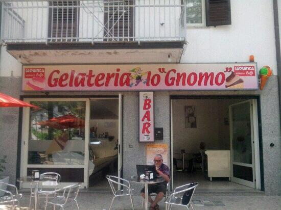 ‪Bar Gelateria lo Gnomo‬