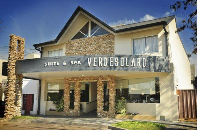 VerdeSolaro Suite Spa