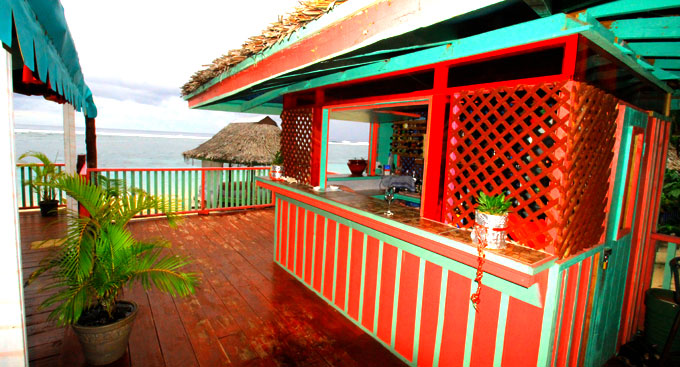Anita's Beach Bungalows