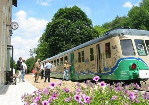 Petit Train de la Vallée du Loir