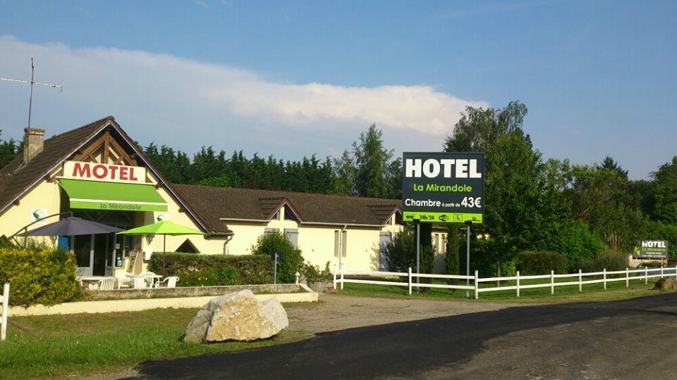 Hotel la Mirandole