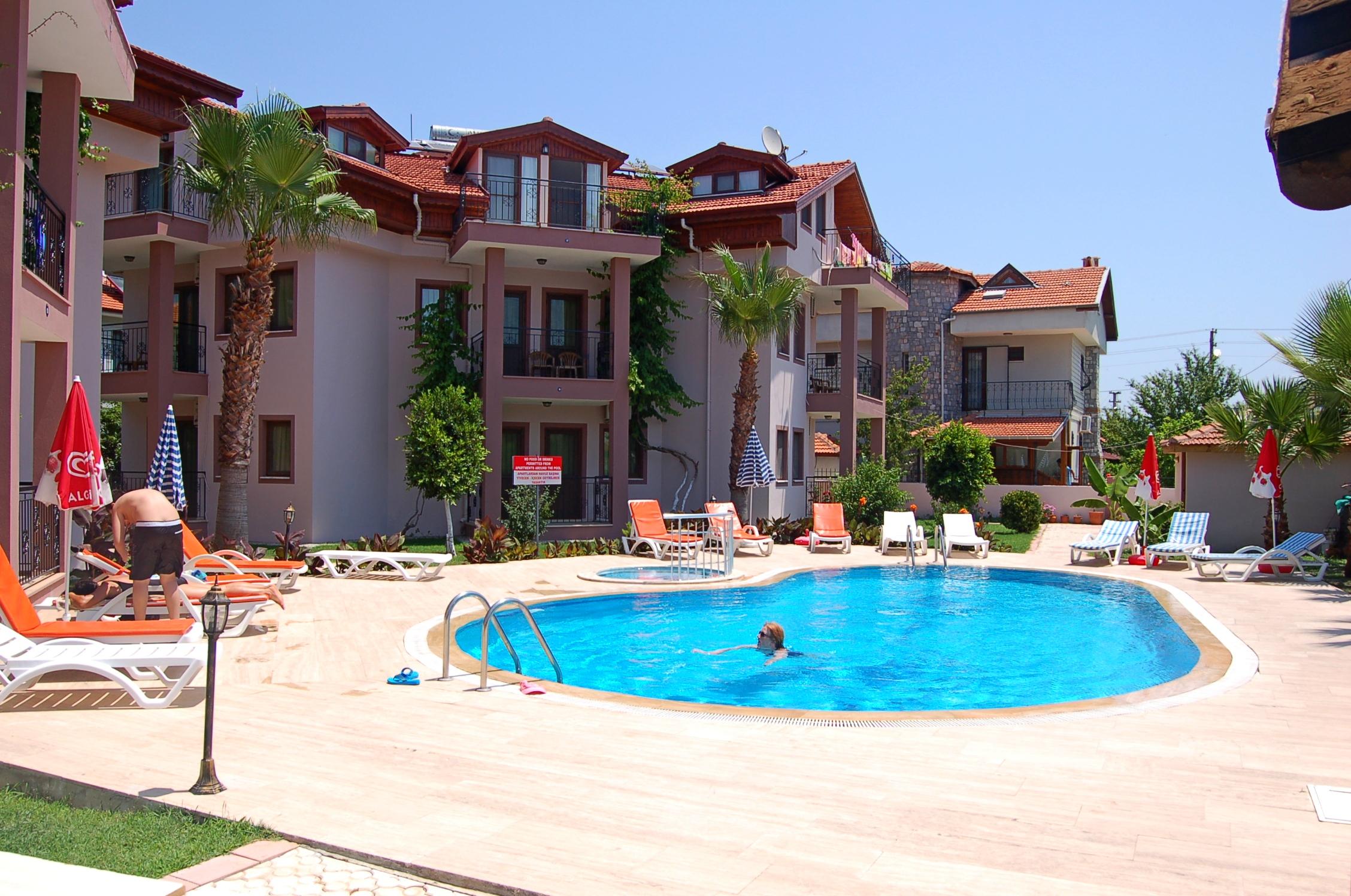 민타 아파트 호텔