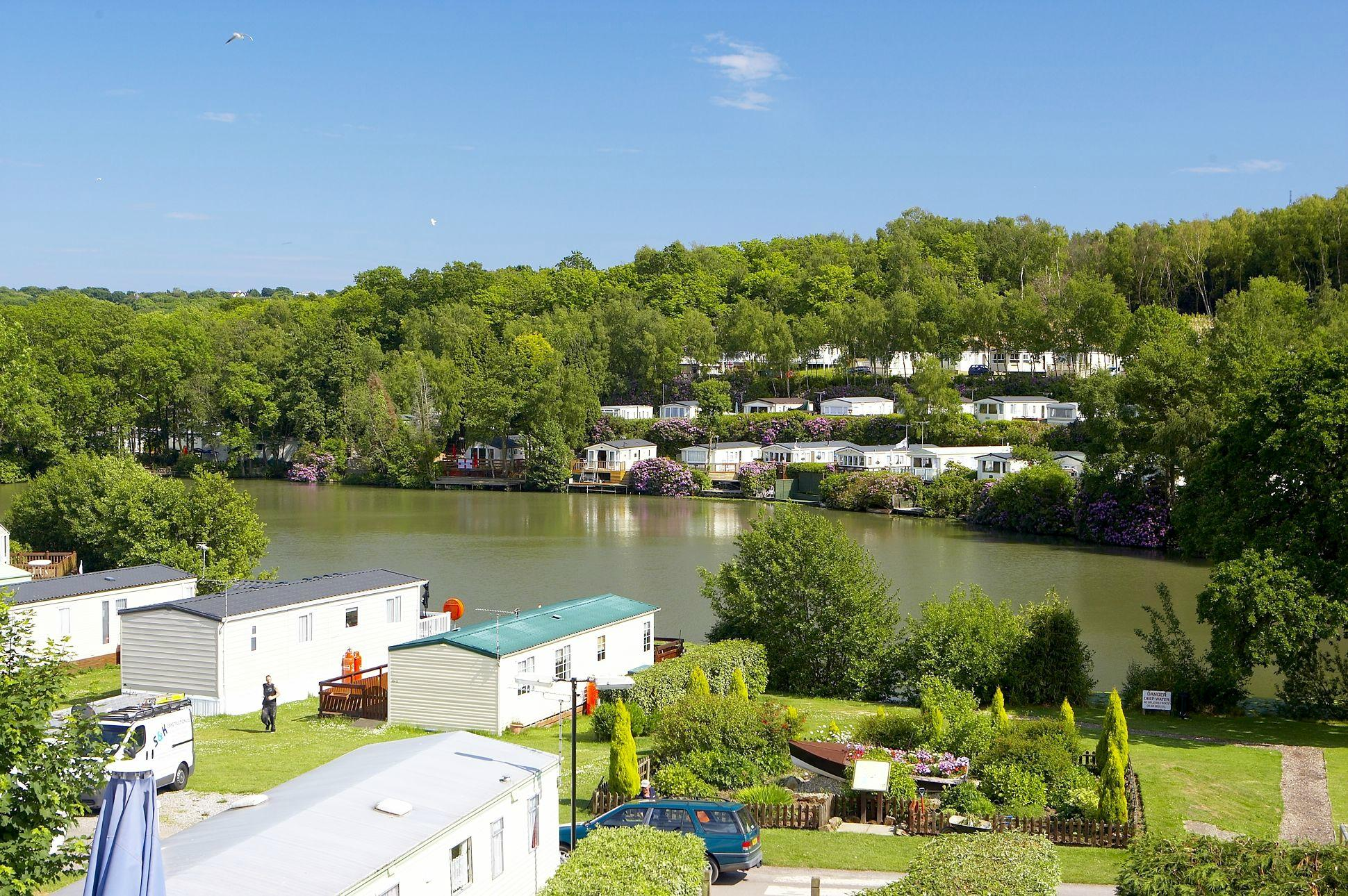 Coghurst Hall Holiday Park - Park Holidays UK