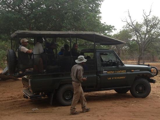 Ngina Safari Camp