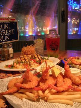 Bubba Gump Shrimp Tokyo
