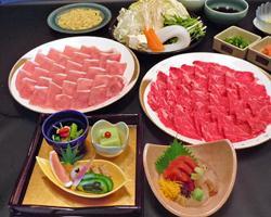 日本料理しゃぶしゃぶ つきじ植むら 天王洲郵船ビル店