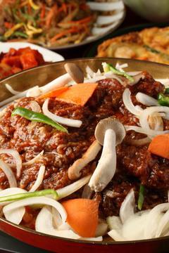 Korean Dining Burukogitei