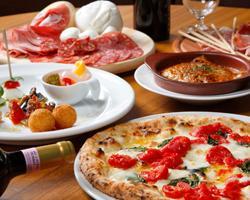 Pizza Salvatore Cuomo Nagatacho