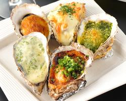 Oyster & Wine Season