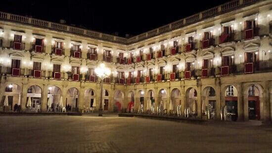 Plaza Espana Plaza Nueva