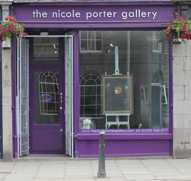 ‪The Nicole Porter Gallery‬