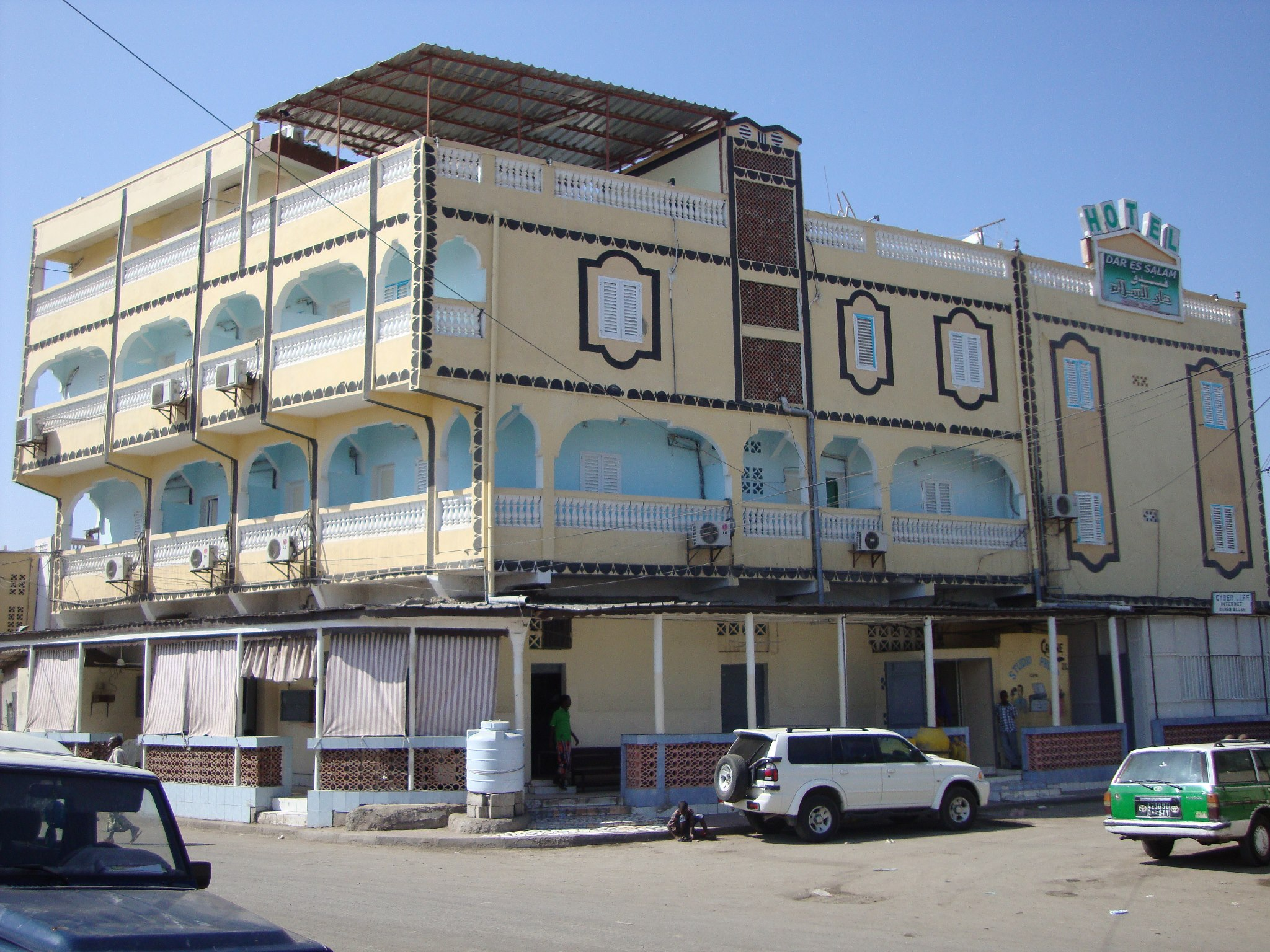 Hotel Dar Es Salam