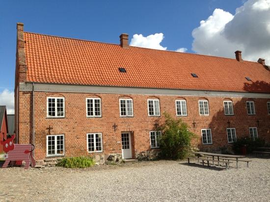 dansk Poron gl Estrup landbrugsmuseum