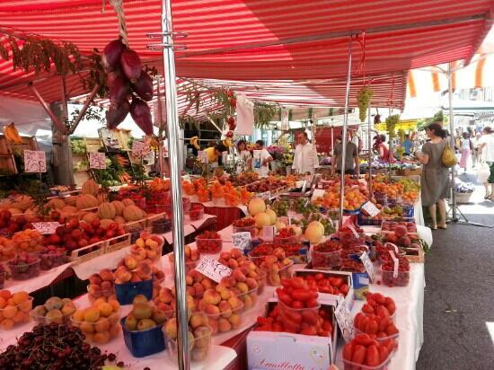 Mercato di Via Fauche