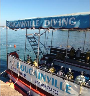 Bougainville Diving