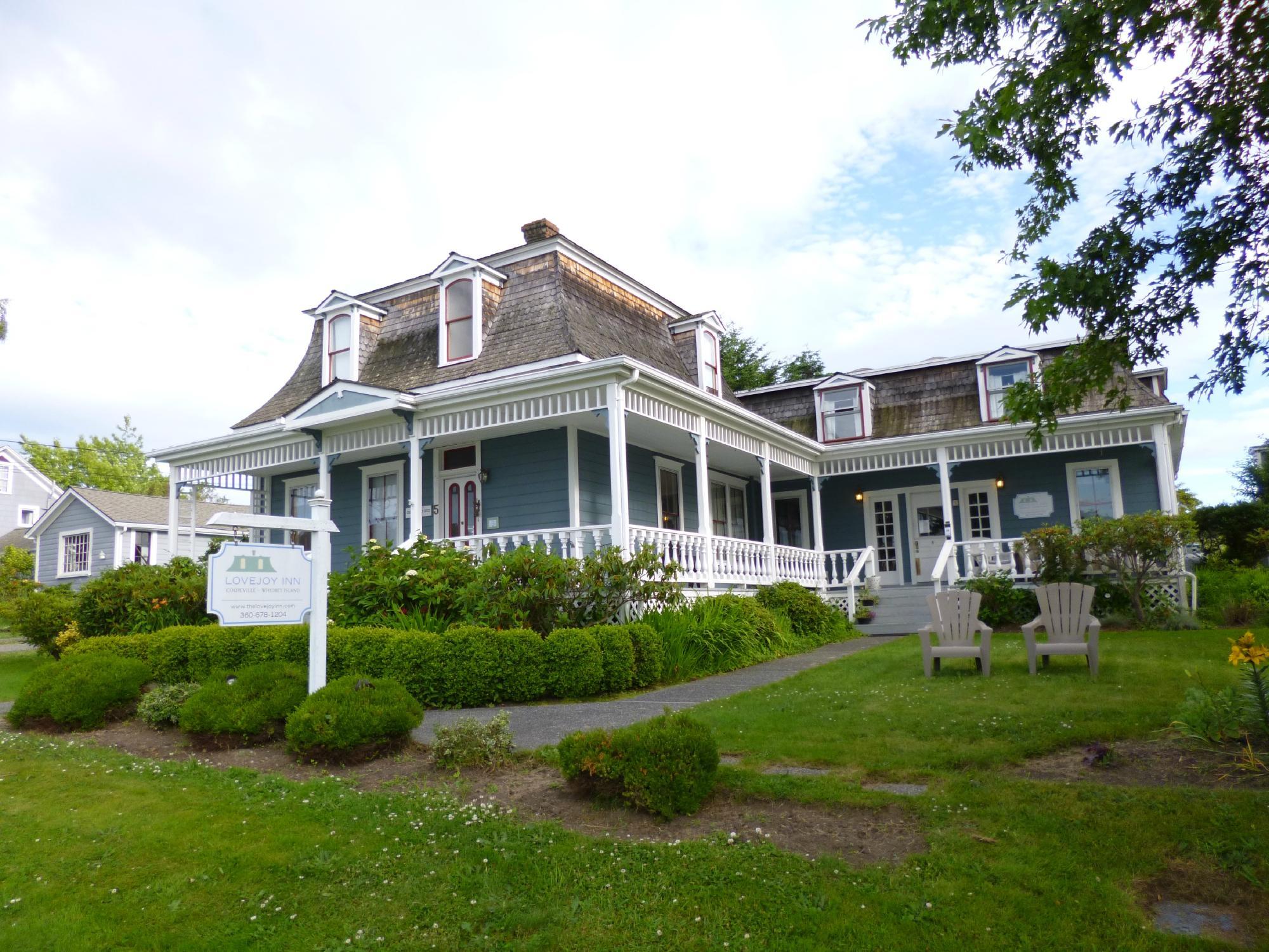 Lovejoy Inn on Whidbey Island