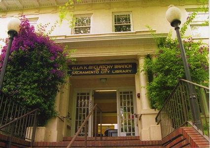 McClatchy Library
