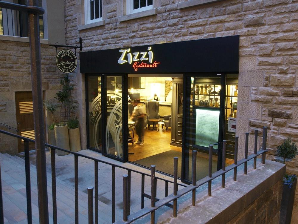Zizzi edinburgh roxburgh court restaurantanmeldelser for O kitchen edinburgh menu