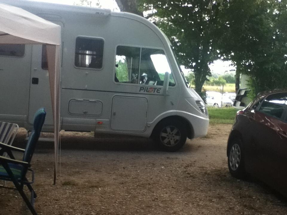Camping la Presqu'ile de Champaubert