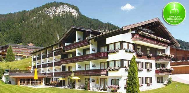 Ferienappartements Wellfit Brunnenhof