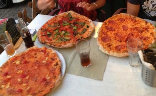 Pizzería Casanova
