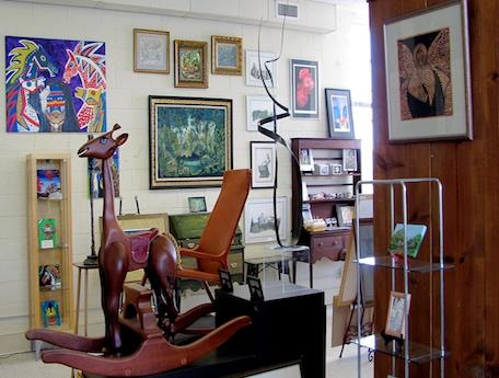 James-Ben: Studio & Gallery Art Center