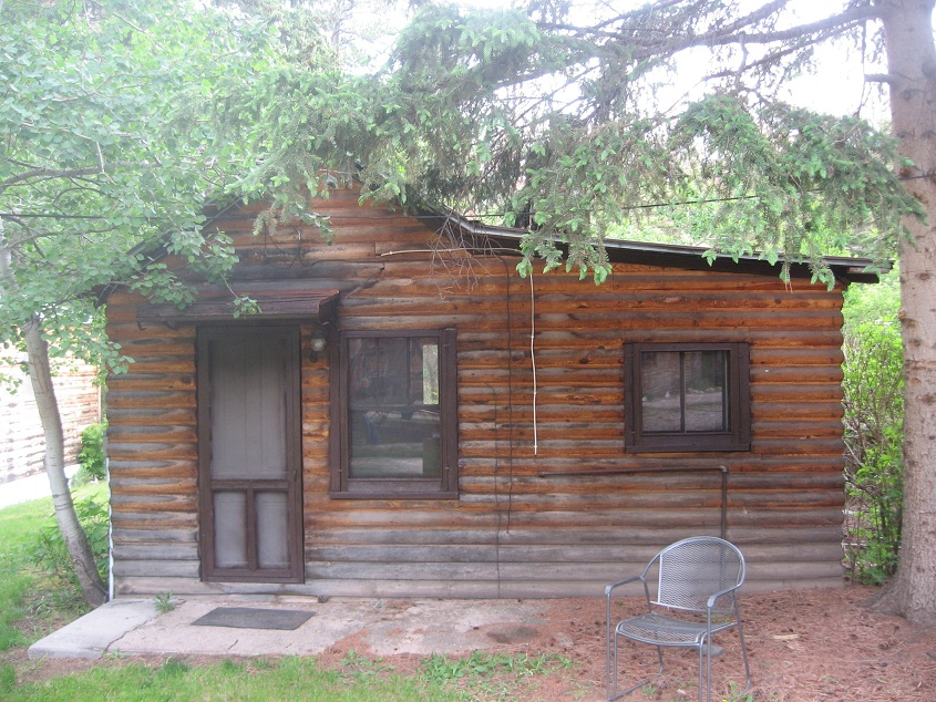Harney Camp Cabins