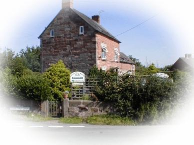 Tythe Barn House