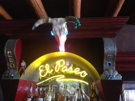 El Paseo Bar and Grill