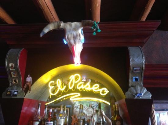 El Paseo Bar and Grill
