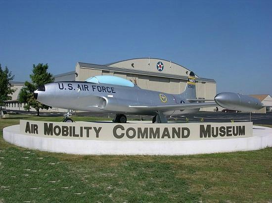 ‪Air Mobility Command Museum‬