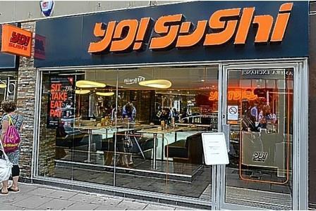Yo! Sushi Cheltenham