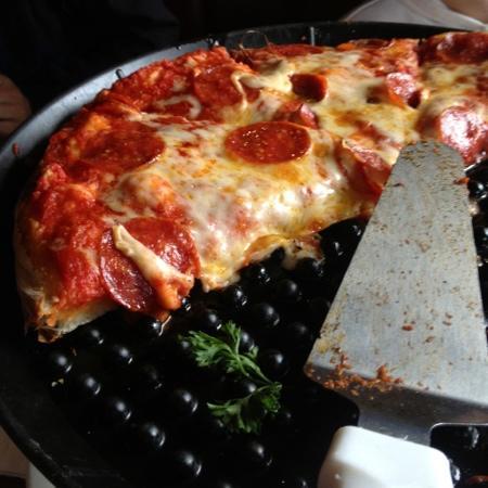 AJ's Stone Oven American Pizzeria