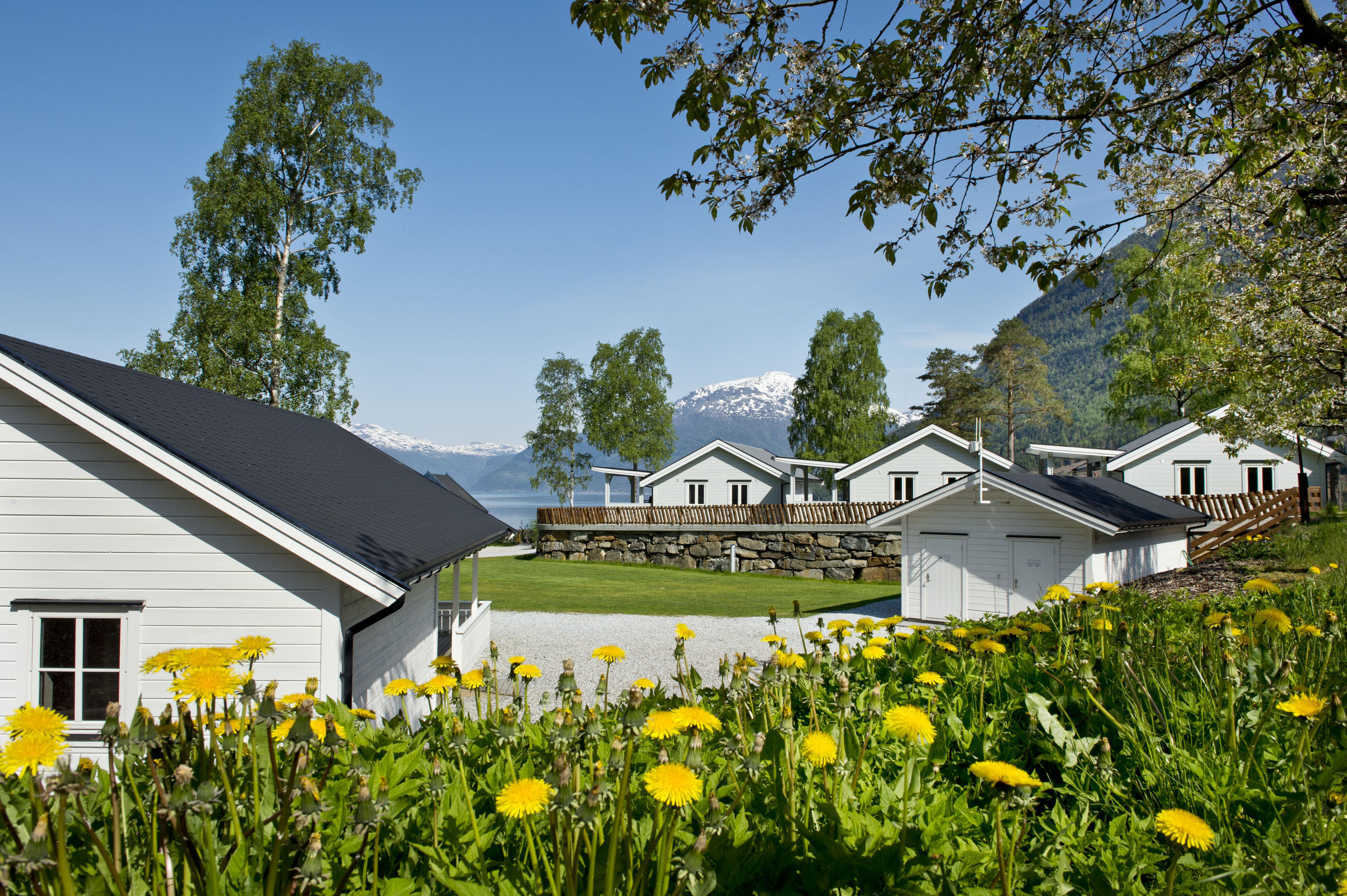 Kinsarvik Camping