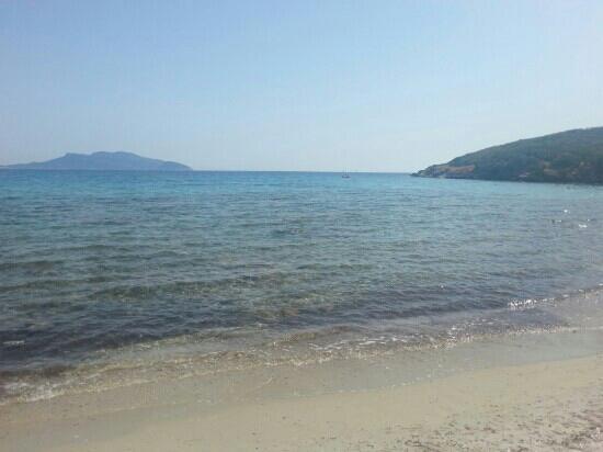 Spiaggia Pittulongu - La Playa