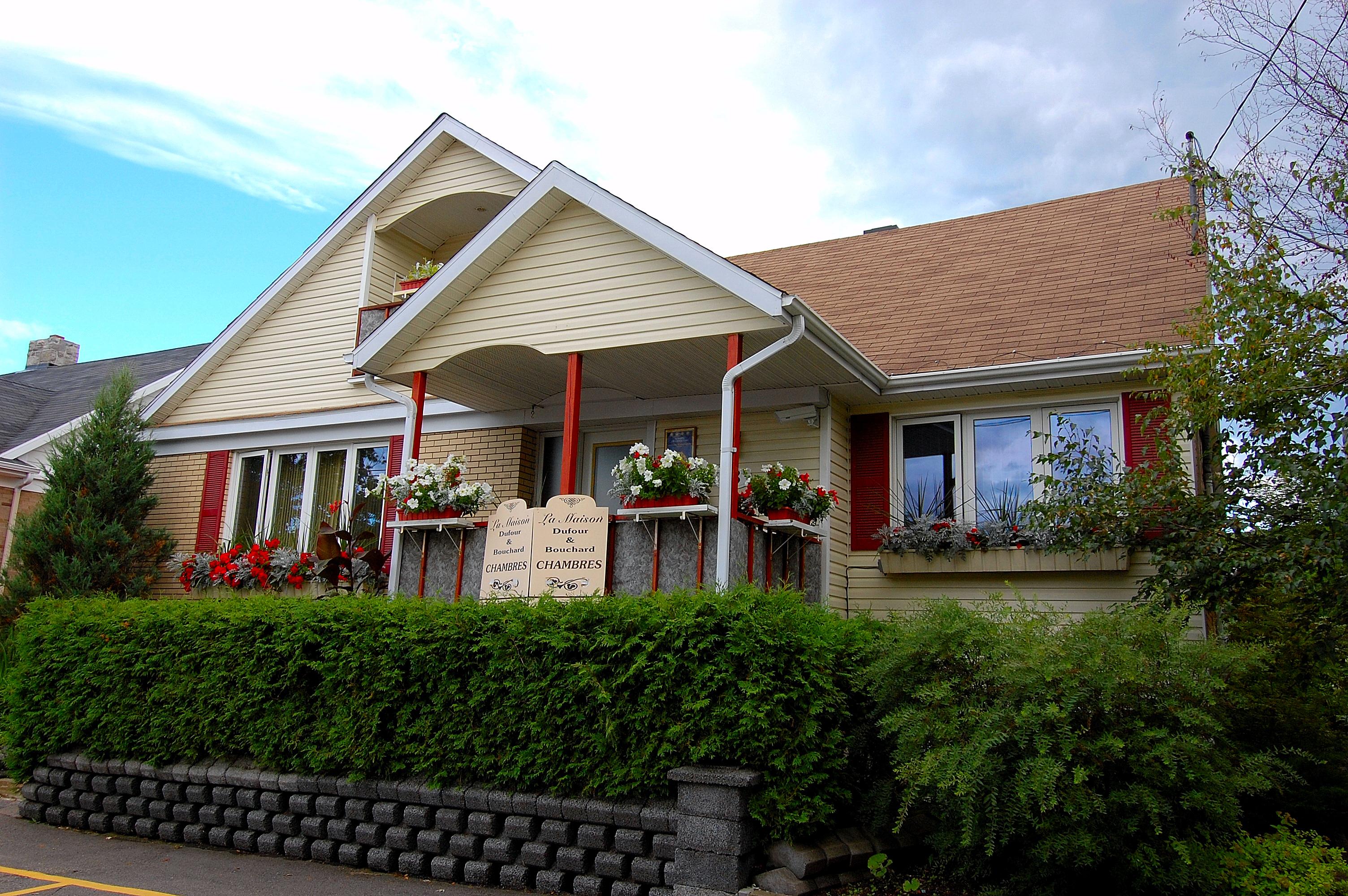 Maison Dufour & Bouchard
