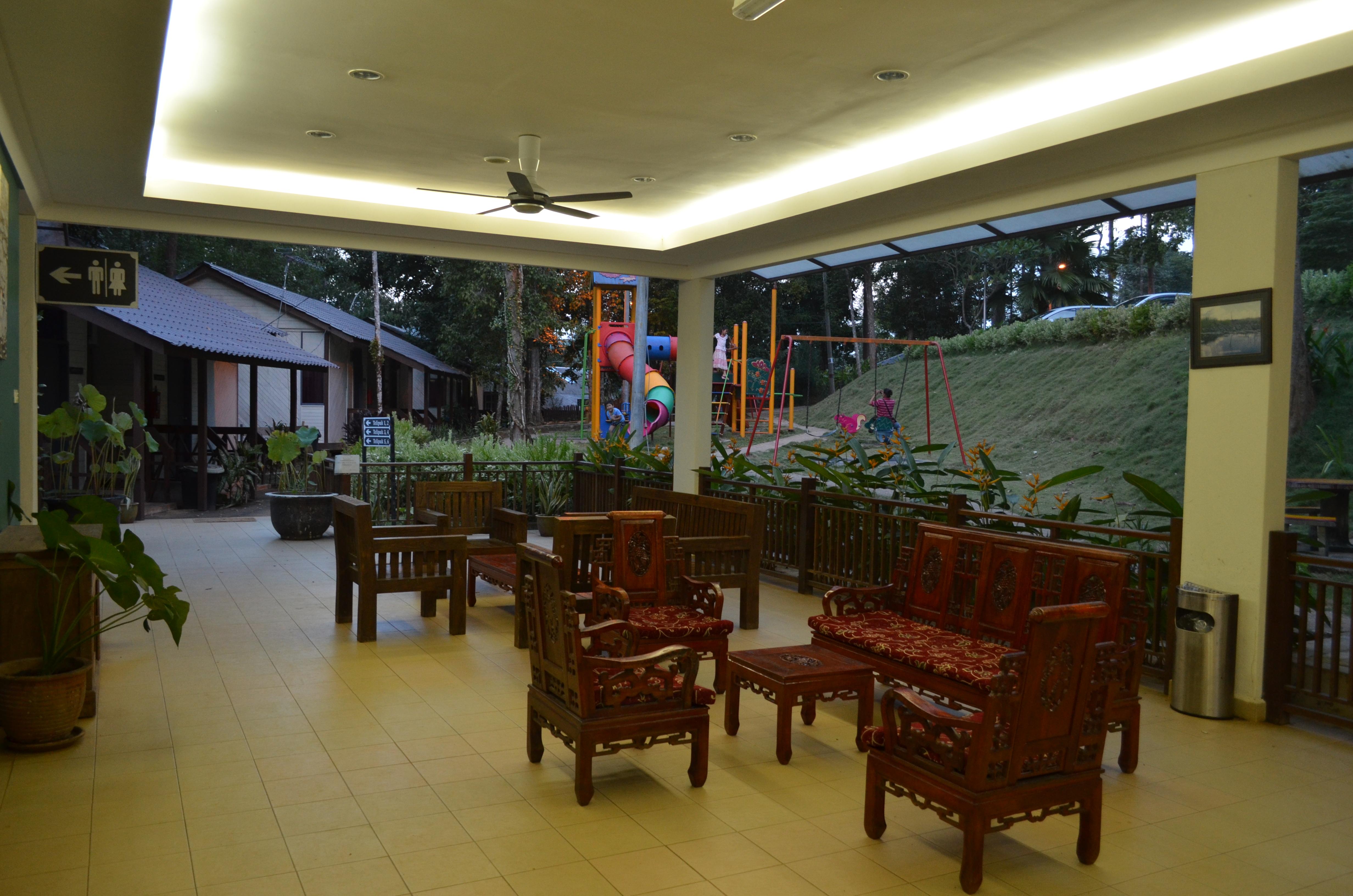 Lake Chini Resort