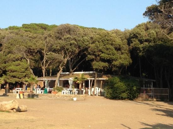 La Spiaggia del Fortullino