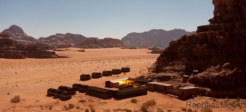 Bedouin Hospitality Camp