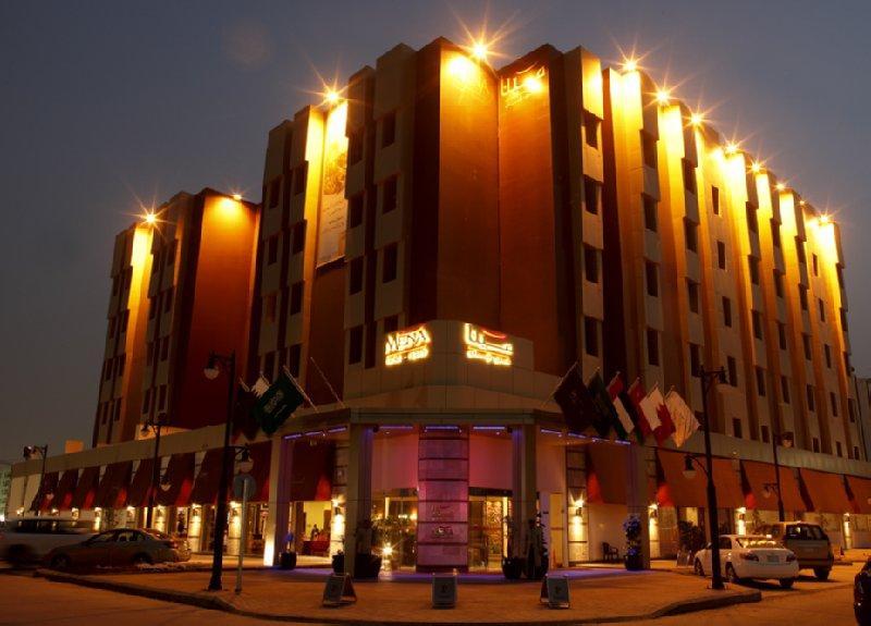 메나 호텔 리야드