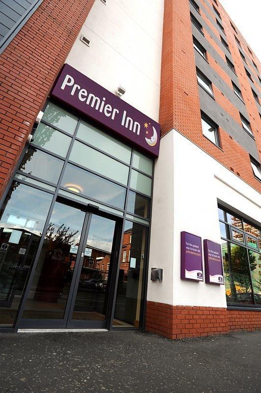 Premier Inn Belfast City Centre (Alfred Street) Hotel