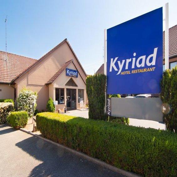 Kyriad Colmar Centre - Parc Des Expositions