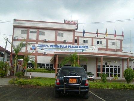 Peninsula Plaza Hotel