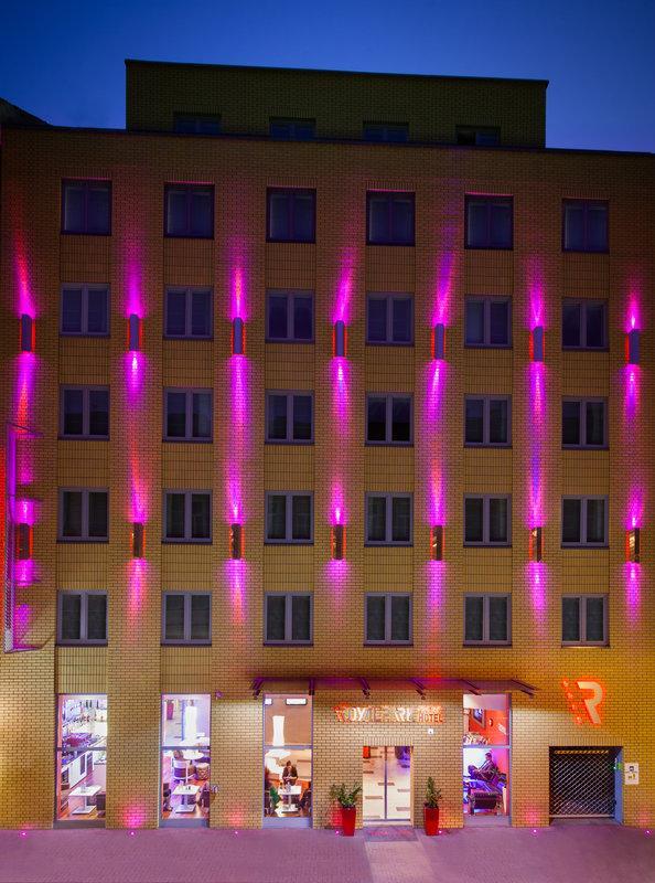 โรงแรมรอยัล ปาร์ค บูติค