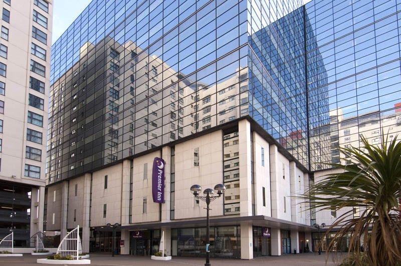 普瑞米爾加的夫市中心酒店