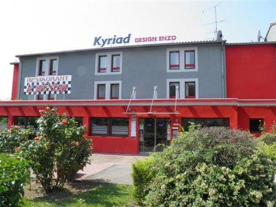 Kyriad Design Enzo Pont A Mousson