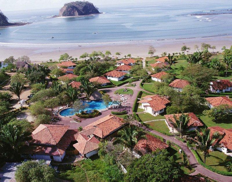 薩馬拉海灘別墅飯店