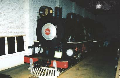 ‪Pires do Rio Railroad Museum‬