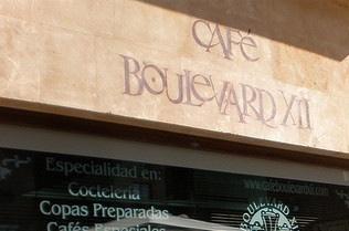 Cafe Boulevard Xii