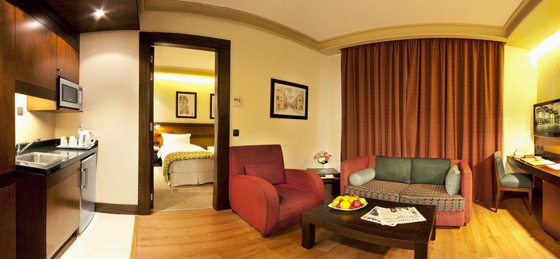فندق كورال سويتس الحمرا